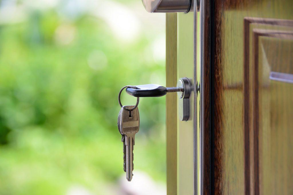 Schlüssel zur Immobileinfinanzierung